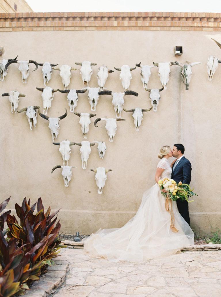 Wedding at Gage Hotel